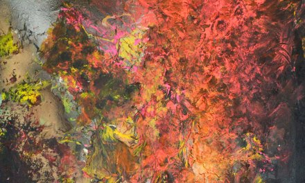 Octogenarian Artist Joanne Turney Excels In The Art Of Living
