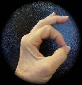 A-Okay gesture- only in U.S.
