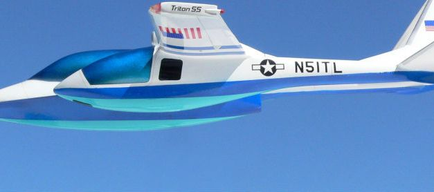 The Triton, Micronautix's Luxury Aircraft Masterpiece