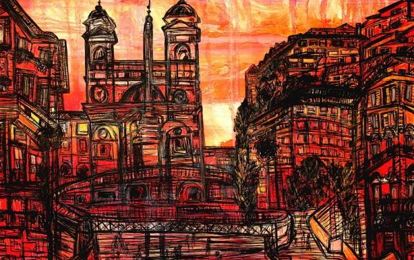 City of Dreams Artist Layla Fanucci