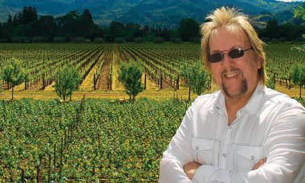David Pack's Napa Crossroads a Toast to Music