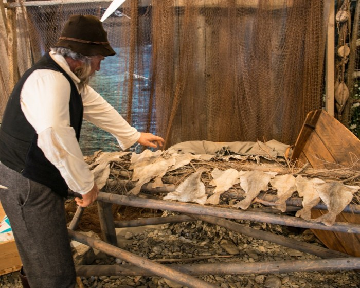 Salt Cod Preparation