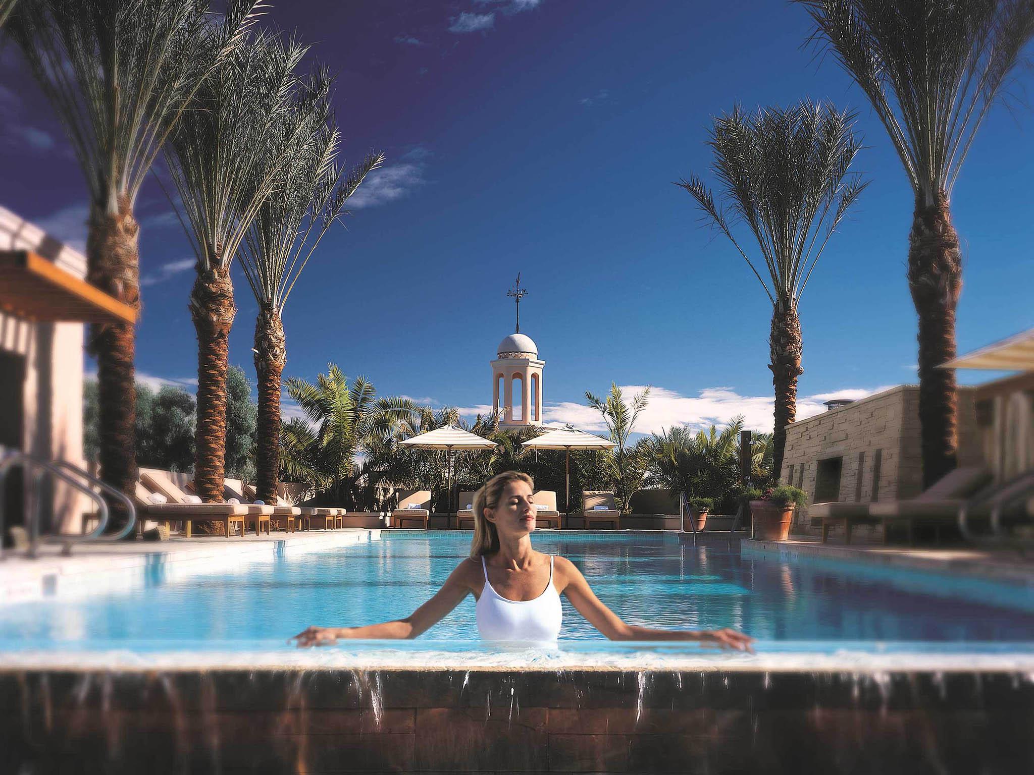 Five Top Luxury Resort Spas In Scottsdale Arizona - Luxe ...