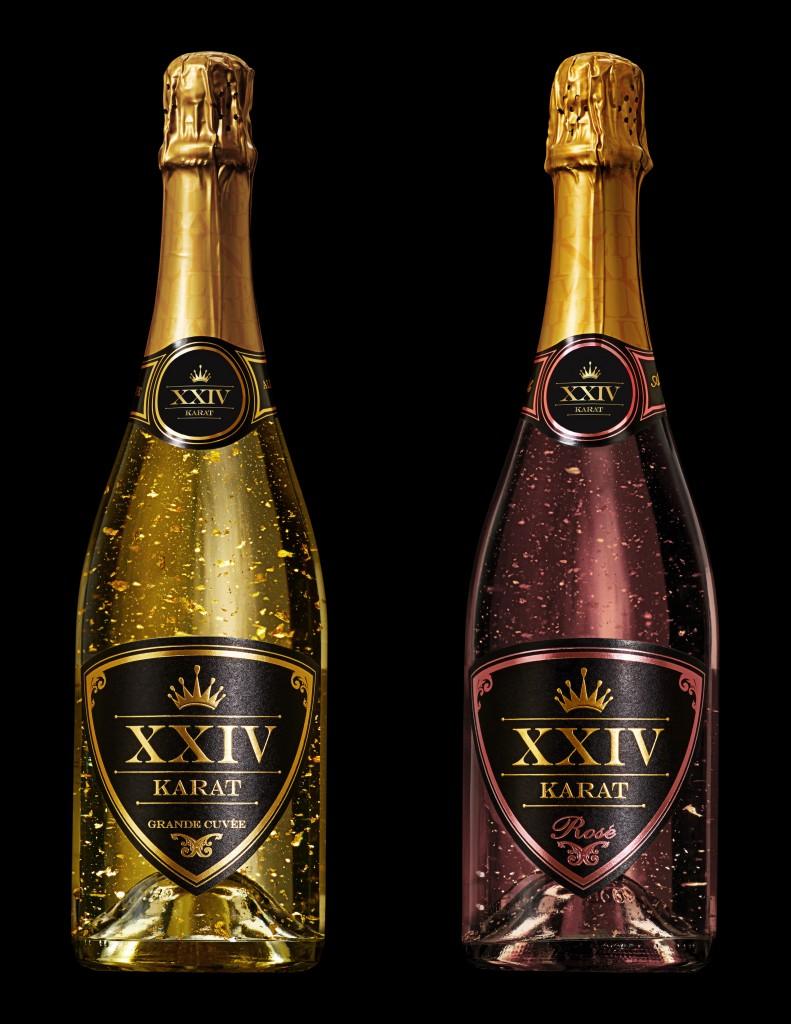 XXIV Karat Sparkling Wine
