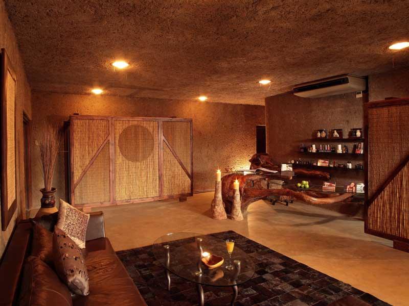 Earth Lodge's Spa Sabi Sands