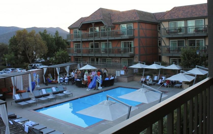 Solvang's Hotel Corque