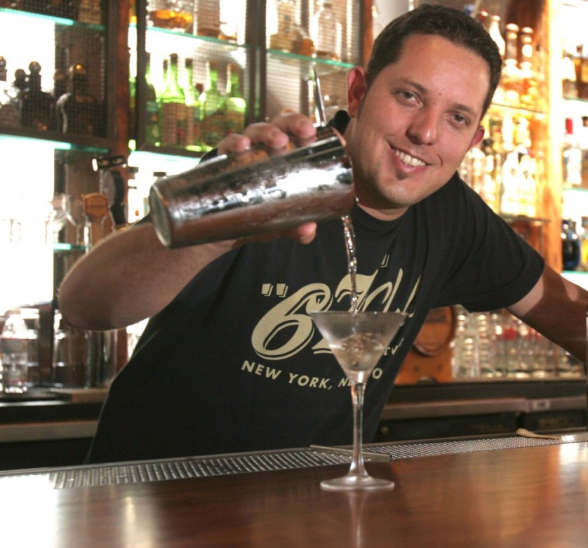 Jacques Bezuidenhout The Art of Bartending