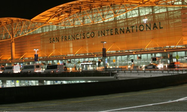 Luxe Layovers: SFO