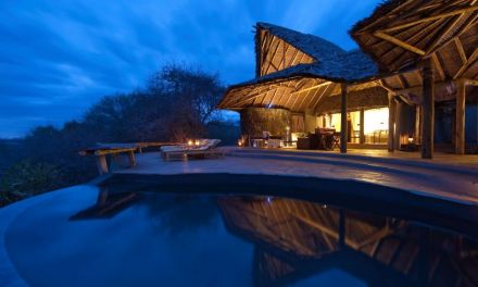 Ol Donyo Lodge: Killing View in Kilimanjaro