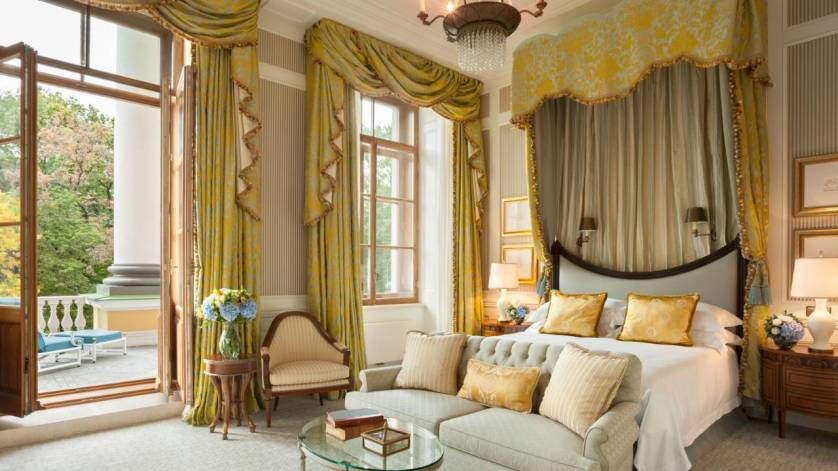 Exquisite Lobanov Presidential Suite