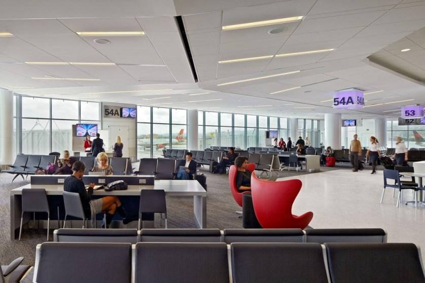 San Francisco Airport Terminal 2