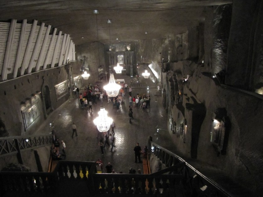 JANUARY-Wieliczka Salt Mine-Maralyn-D-Hill6