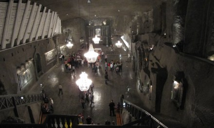 Wieliczka Salt Mine Art Treasures