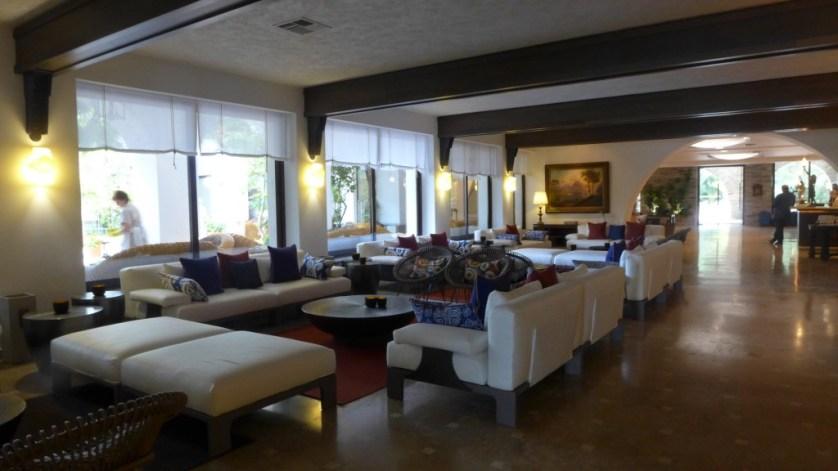 Area off lobby