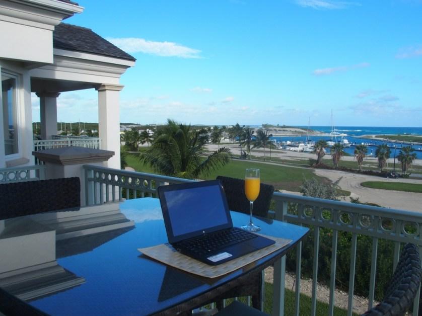 Enjoy Grand Isle's views