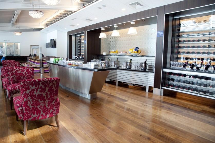 British Airways Galleries Club Lounge