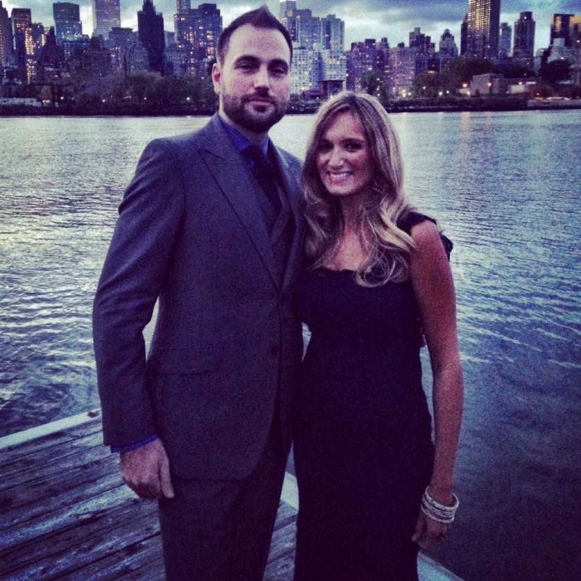 Jon and Courtney Lowden