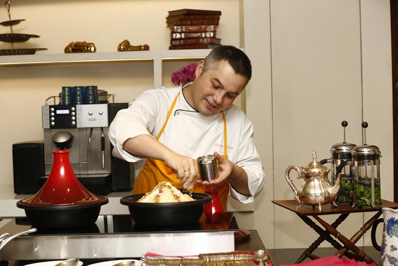 Chef Grzegorz Odalak: The Magician Chef Michelin Missed?