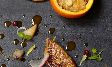 Hidden Culinary Treasure in Cour des Loges