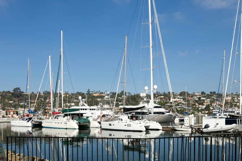 Another view of the Marina.