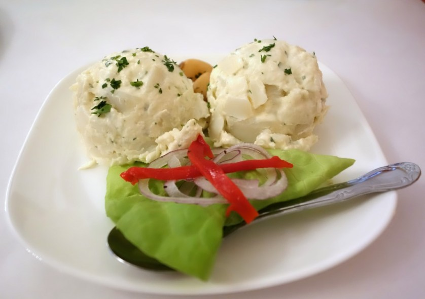 Meson Sabika Patatas con Alioli