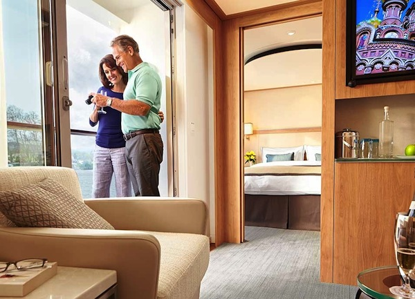 Hermod's roomy suites