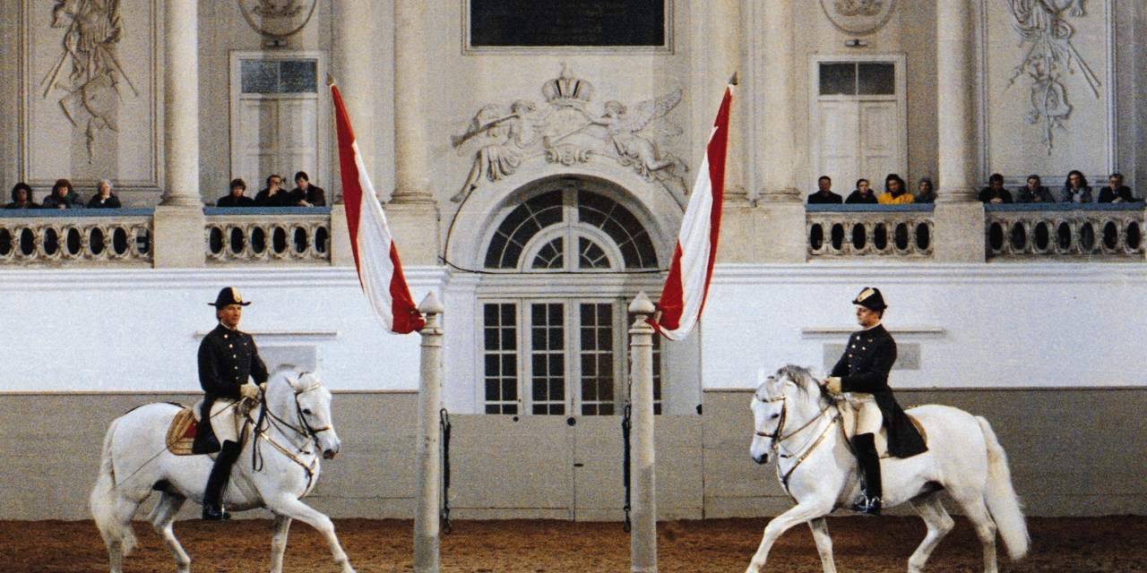 Vienna Celebrates its Spanish Riding School's 450th Anniversary