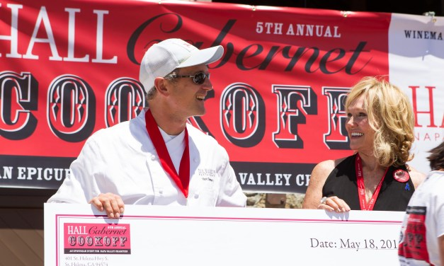 Hall Cabernet Wine and Food Pairing Challenge 2015 Event