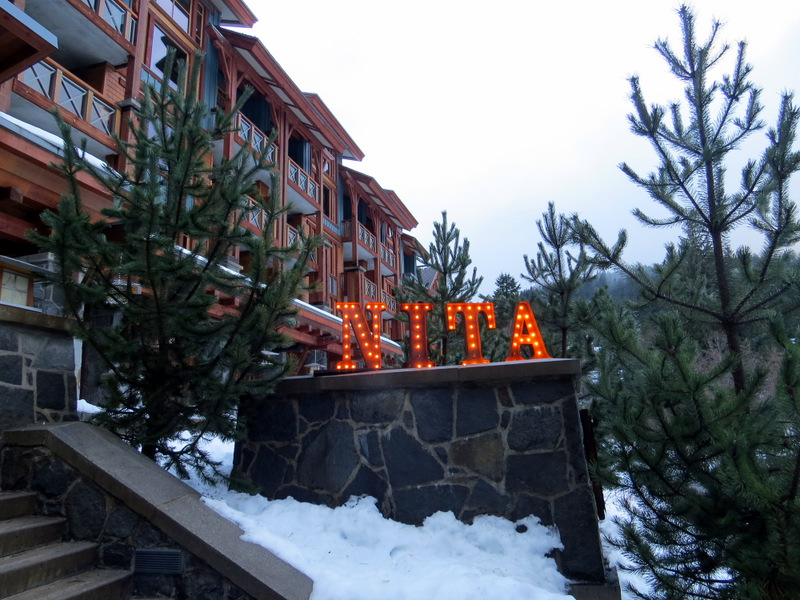 Exterior Nita Lake Lodge