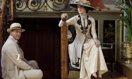 Downton Abbey Visits the Biltmore