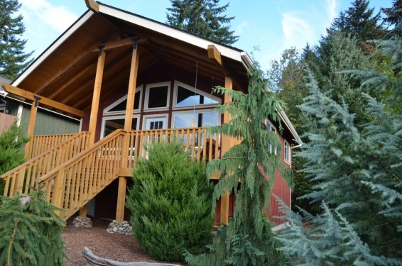 Mt. Adams cabin, Carson Ridge Luxury Cabins