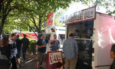 Sampling Our Way Through Portland, Oregon's Food Carts