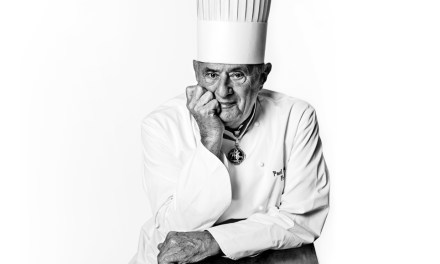 Paul Bocuse and His Truffle Soup VGE