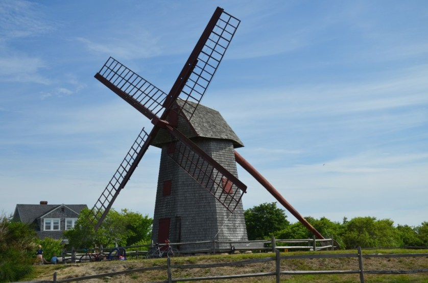 Windmill in New England.
