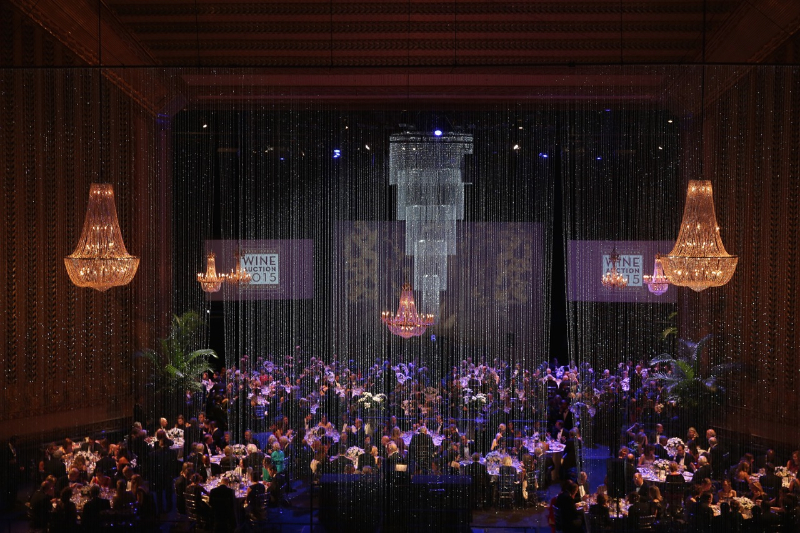Lyric Opera of Chicago's Wine Auction 2015 Nets $1.8 Million