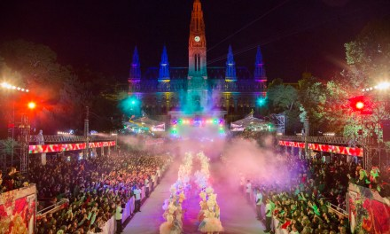Vienna Hosts the Life Ball for AIDS Charity