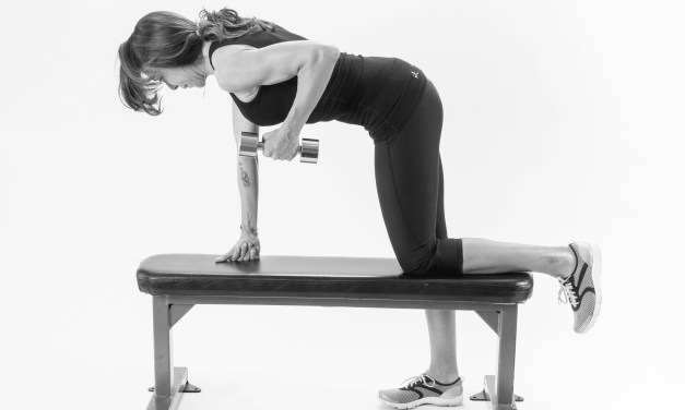 4 Free Weight Exercises for the Upper Body