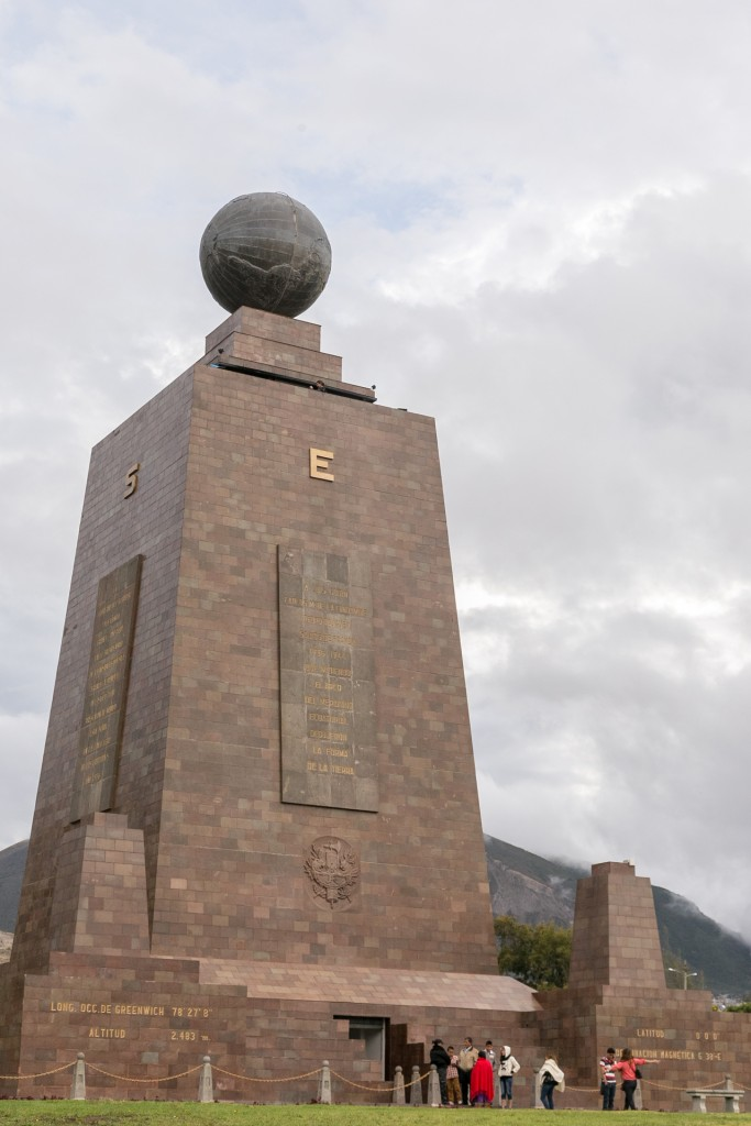 The Monument at the Equator