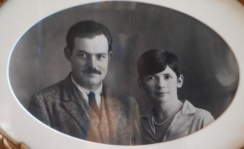 Ernest & Pauline Hemingway