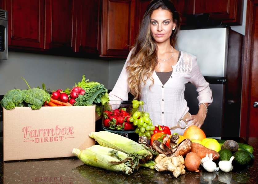 Ashley Tyrner, Founder of Farmbox Direct