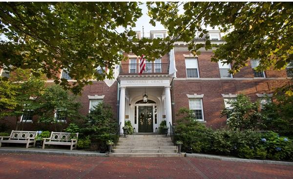 The Vanderbilt Grace Hotel.