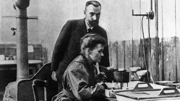 Marie Curie Image courtesy of rawstory.com