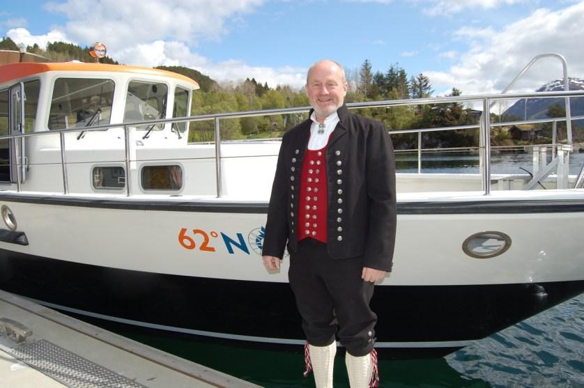 Captain at 62 Nord