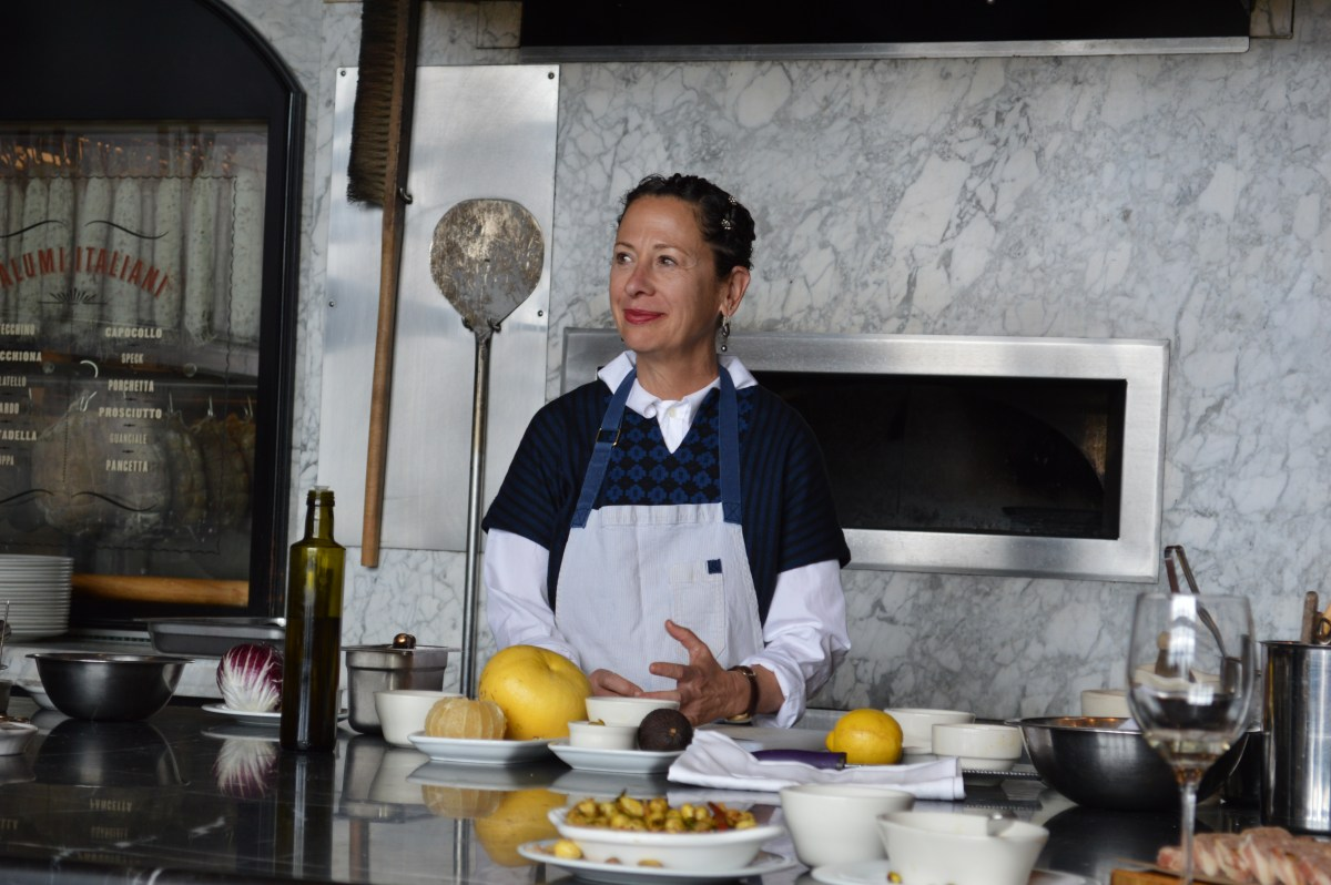 Ten Fun Facts About Chef Nancy Silverton