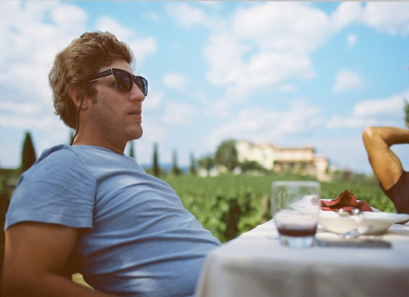 Jason Baffa Wine and Filmmaker