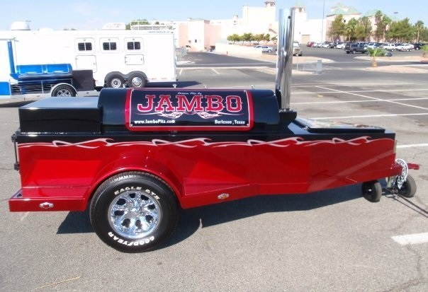 Jambo Pits J-3 Model