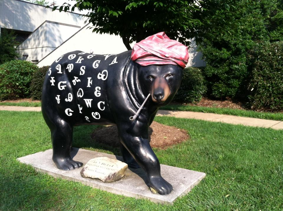 Sequoyah Bear