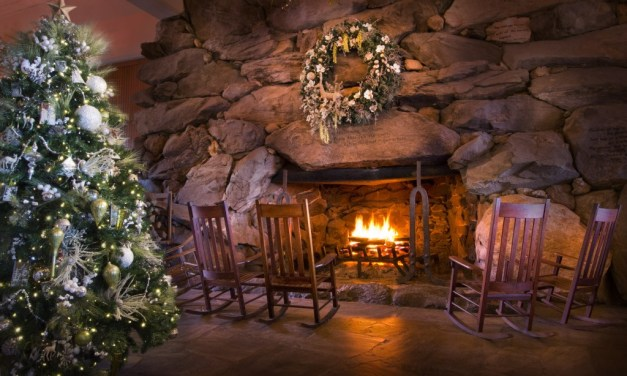Seasonal Splendor at The Omni Grove Park Inn