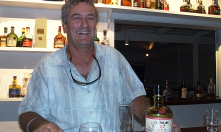 Rum Tasting at the Four Seasons Nevis