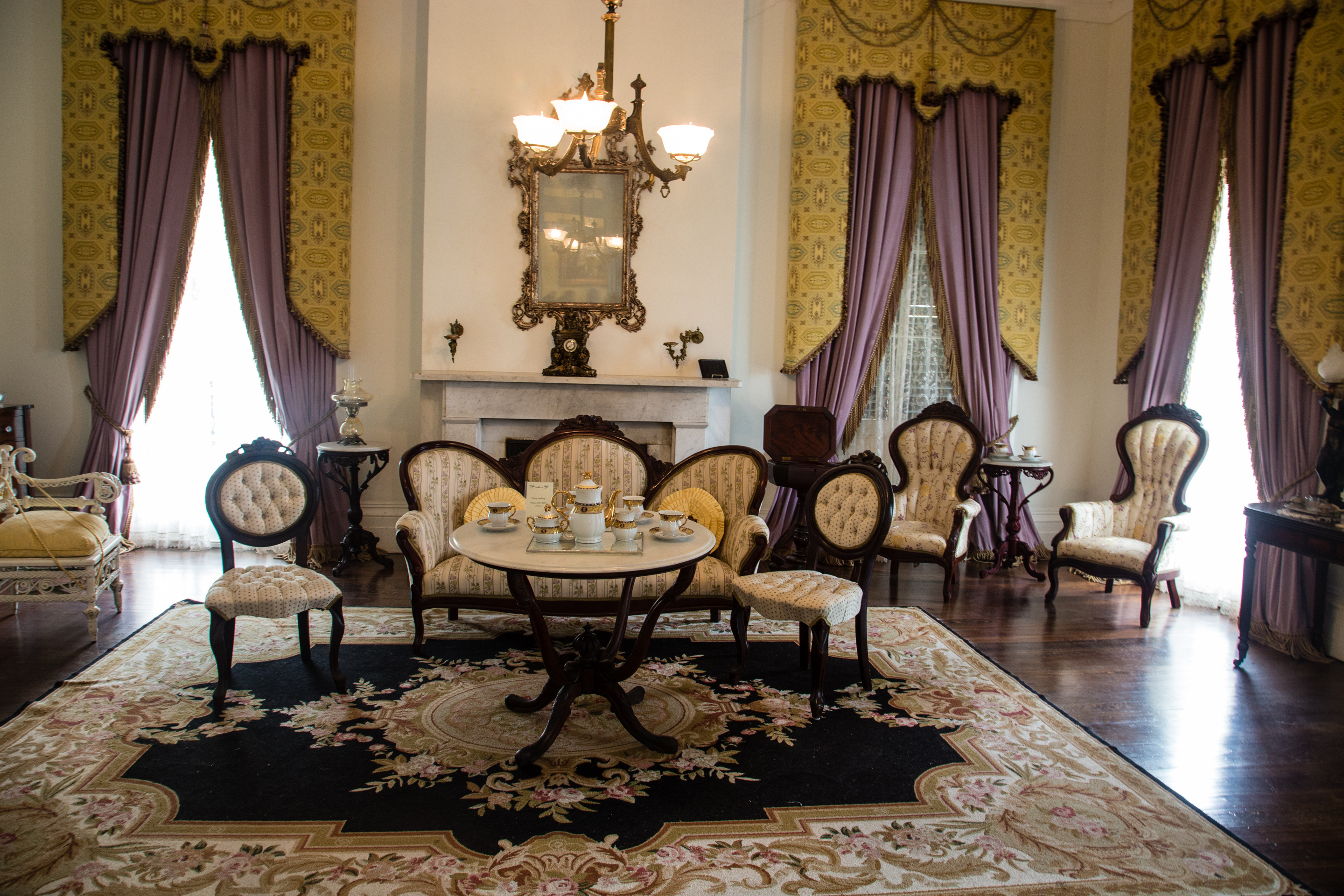 Tour Dine Or Stay At Nottoway Plantation Luxe Beat Magazine